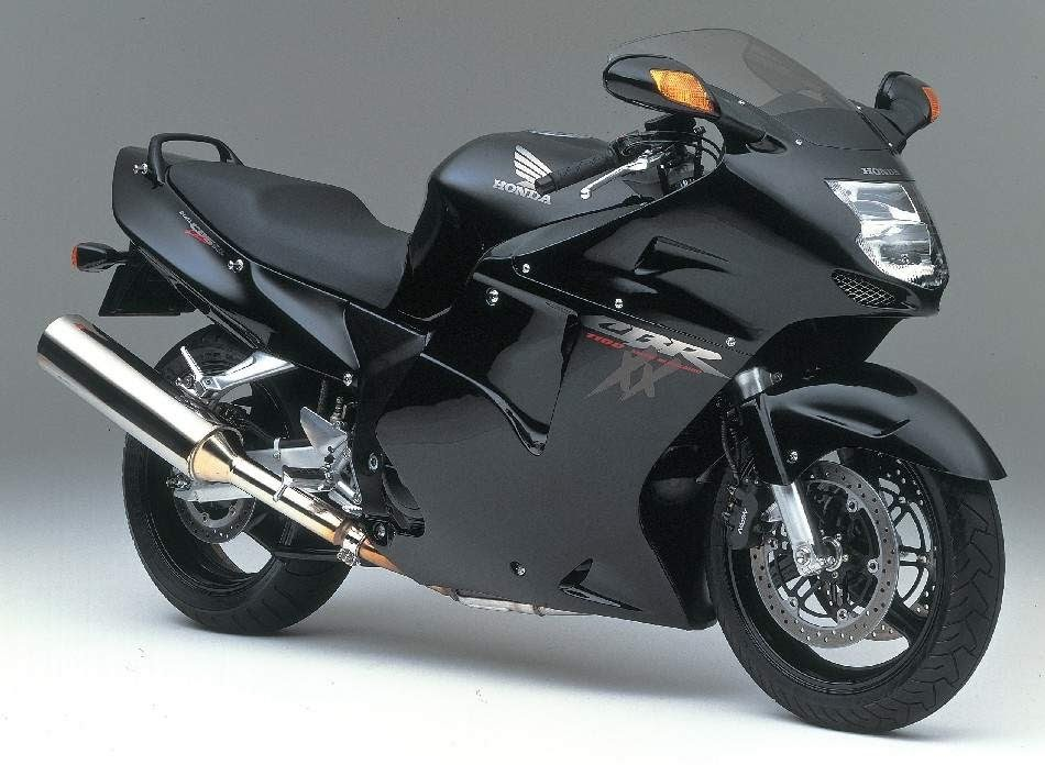 Honda CBR 1100 XX-manual-taller-despiece-mecanica