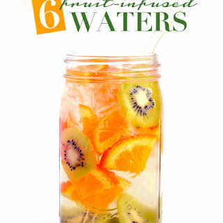 Orange-Kiwi Infused Water