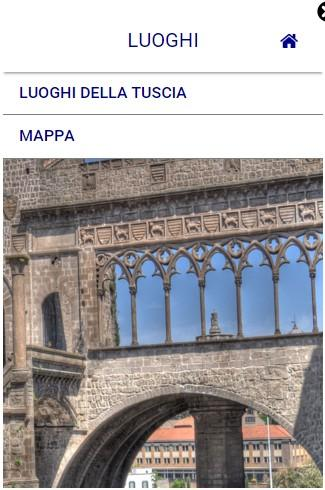 Welcome in Tuscia- screenshot