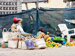 Photo: Tofo Market
