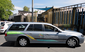 Photo: Vehicle Branding for RCH http://www.decentlyexposed.com.au/autoskin/?p=11250&preview=true LessEdit