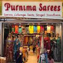 Purnima Sarees, Sarojini Nagar, New Delhi logo