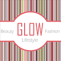 Glow health and beauty icon