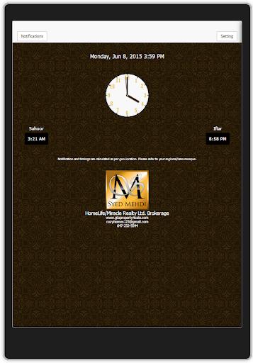 Ramadan Planner  screenshots 5