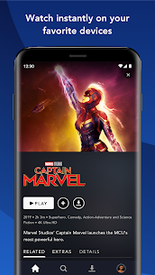Disney Plus MOD APK 1.2.1 ( Free Premium Subscription ) 3