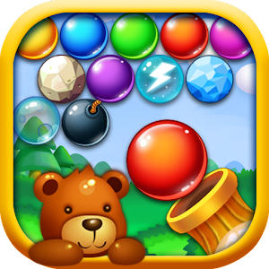 Bubble Bear World for PC and MAC