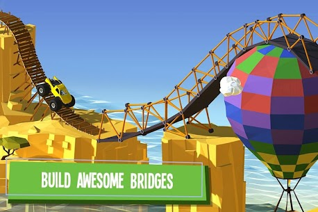 Build a Bridge MOD APK 4.0.3 [Unlimited Money + Unlocked] 2