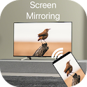 Screen Mirroring : Mobile Screen to TV icon