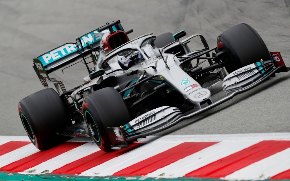 Mercedes vow to put the pedal to the metal at Red Bull's home track
