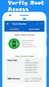 Root Checker 8.0.0 Mod Apk Download 1