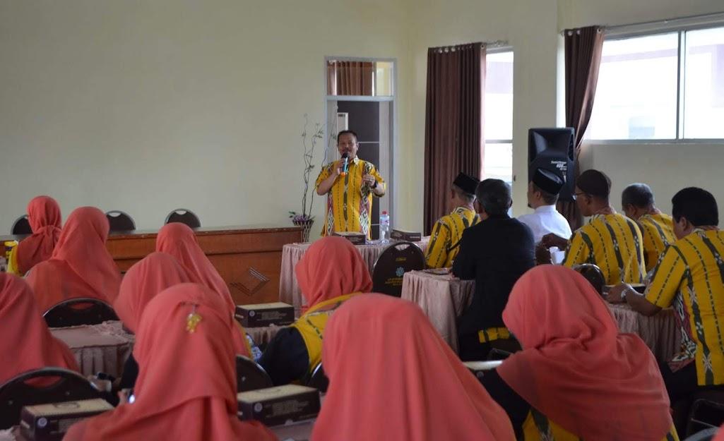 SMA Negeri 48 Jakarta Kunjungi Ar-Rohmah Putri