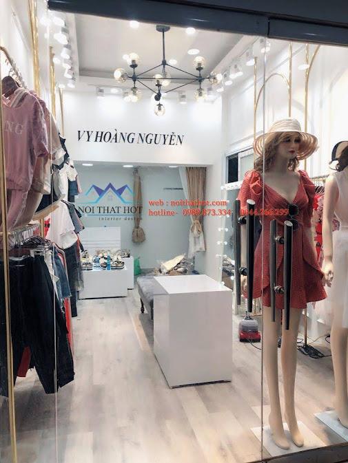 thiết kế shop thời trang nữ bạch mai 8