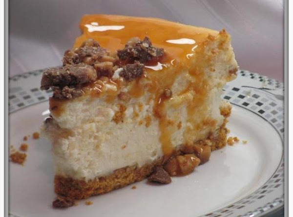 Makeover Traditional Cheesecake Recipe