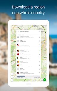 App Mapy.cz - Cycling & Hiking offline maps APK for Windows Phone