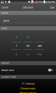 Simple Alarm Clock - most reliable app for Android