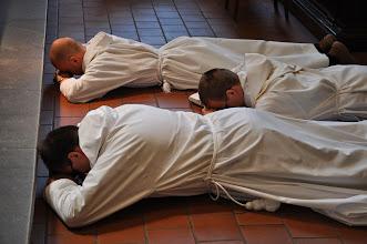 Photo: modlitba litanií