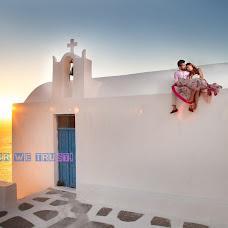 Φωτογράφος γάμων Petros Hatzianastassiou (inbliss). Φωτογραφία: 08.10.2018