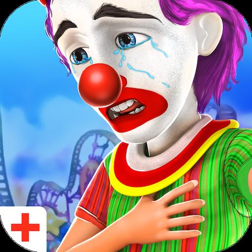 Crazy Clown Heart Surgery