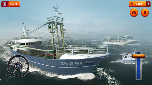 Ship Simulator Cruise Ship Games screenshot 3