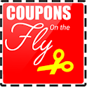 Coupons On The Fly icon
