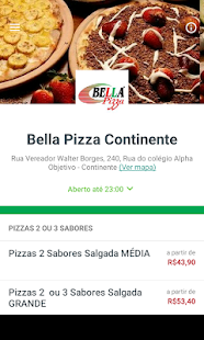 Bella Pizza Delivery- screenshot thumbnail