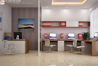 Photo: Phòng làm việc (view 2)