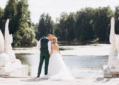 Photographe de mariage Daria Zhukova (LadyD). Photo du 21.02.2019