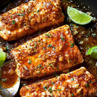 Hot And Spicy Salmon Recipes.