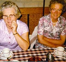 Photo: Jantje en Zwaantje Hollander (schoonzussen)