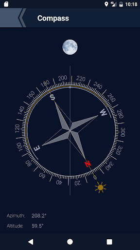 The Moon - Phases Calendar 3.1 screenshots 6
