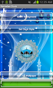 Ramadan Clock screenshot 4