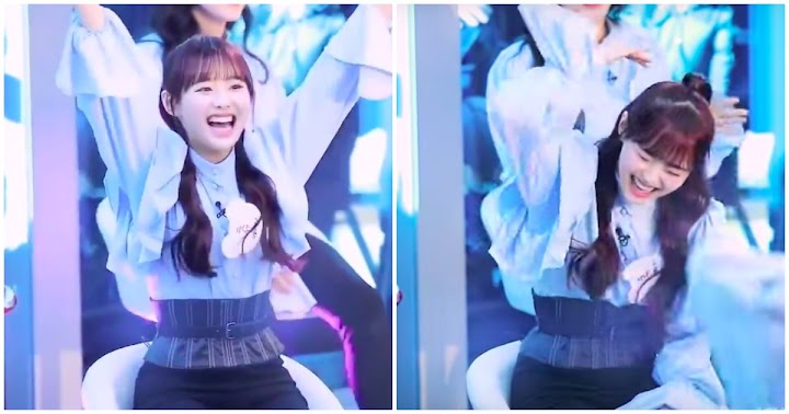 LOONA's Chuu Became A Screaming Mess When She Saw Her Members' Sexy