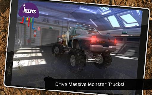 街機必備免費app推薦|怪物卡车疯狂赛车線上免付費app下載|3C達人阿輝的APP