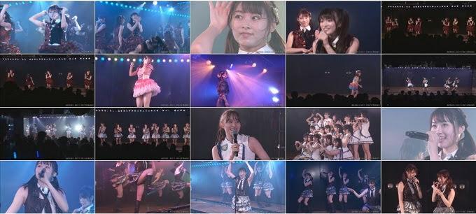 181106 AKB48 牧野アンナ 「ヤバイよ!ついて来れんのか?!」公演 達家真姫宝 生誕祭 720p