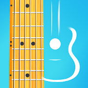 Learn music notes on your Guitar Fretboard
