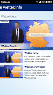 wetter.info - screenshot thumbnail