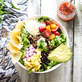Taco Salad Recipe You'll Want to Make Every Week.