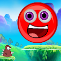 Bounce Ball 3 - Jump Hero Ball Adventure icon