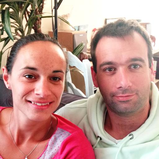 Lennie et Eric participent au Brest Court pour soutenir L'Arche à Brest !