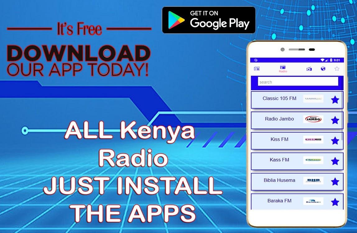 All Kenya Newspapers All Kenya News Radio Tv Android Applications Appagg