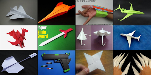 Paper Origami 2017 APK screenshot thumbnail 4