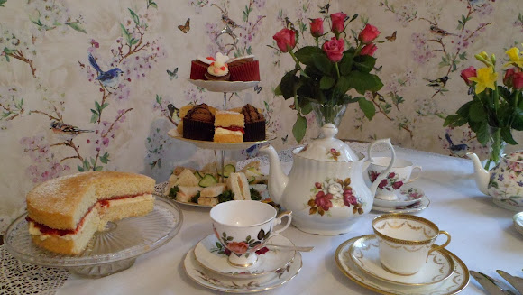 Select your own Afternoon tea combination