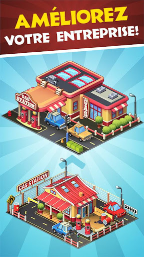 Code Triche Tap Tap Capitalist - City Idle Clicker APK MOD screenshots 3