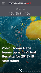 Volvo Ocean Race Capture d'écran
