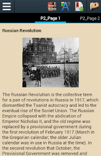 History of Russian Revolution - náhled