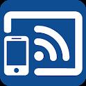 Cast to TV & Chromecast icon