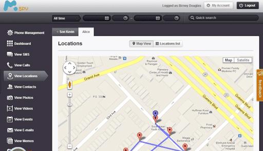 MSPy - Free & Best Tracking 1.0 screenshots 2