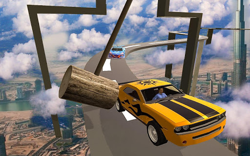 Racing Car Stunts On Impossible Tracks  screenshots 11