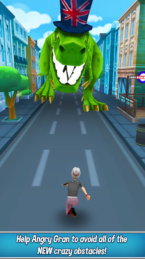 Angry Gran Run - Running Game screenshot 10