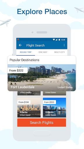 CheapOair: Cheap Flights, Cheap Hotels Booking App 3.20.3 screenshots 5